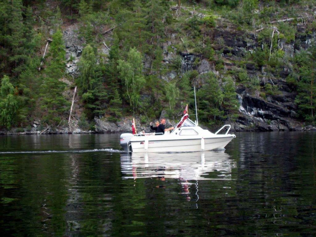 FTK ferietur 2004 norge 2